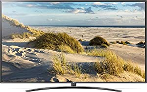 LG 86UM7600PLB 217 cm (86 Zoll) Fernseher (UHD, Triple Tuner, 4K Cinema HDR, Dolby Vision, Dolby Atmos, Smart TV)