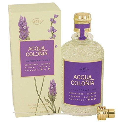 4711 Acqua Colonia Lavender & Thyme Eau De Cologne Spray 170ml/5.7oz