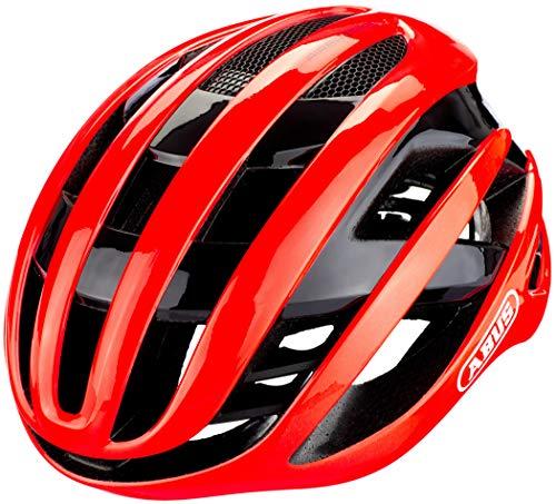ABUS AIRBREAKER Casco de Bicicleta de Carretera, Casco de Alta Gama para Ciclismo Profesional, Unisex, para Hombre y Mujer