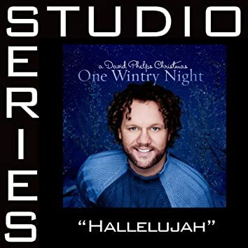 Hallelujah [Studio Series Performance Track]