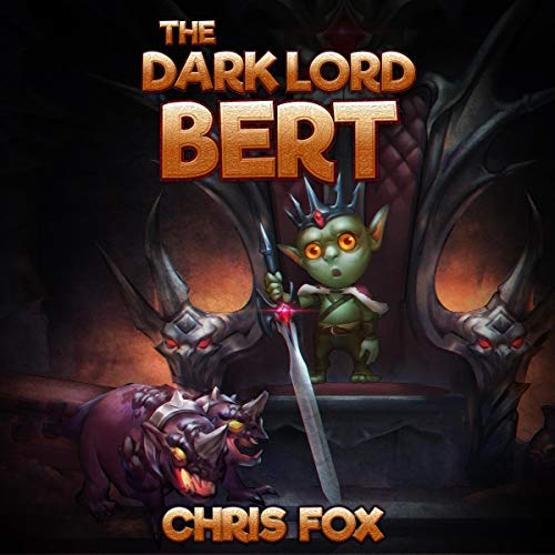 The Dark Lord Bert cover art