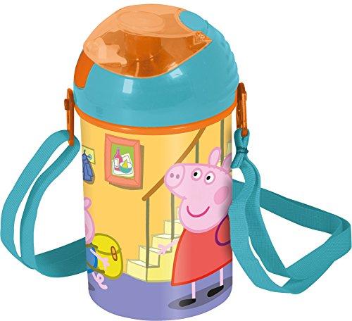Boyz Toys Gourde Pop-up – Peppa Pig