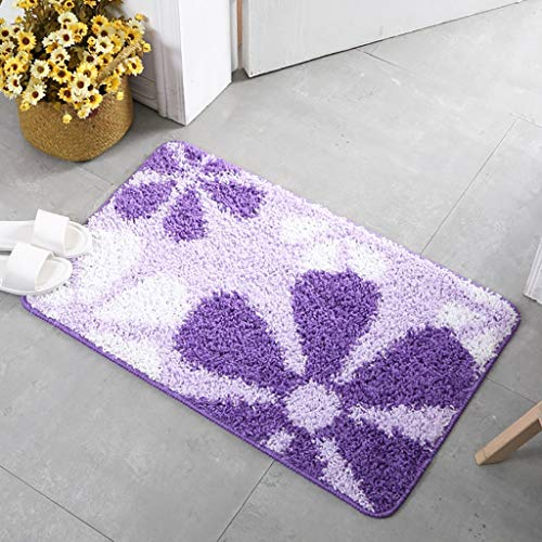 Great Price! Bath mats antiscivolo Absorbent Floor Mat Carpet Rug for Bathroom Entry mat Floor Bedro...