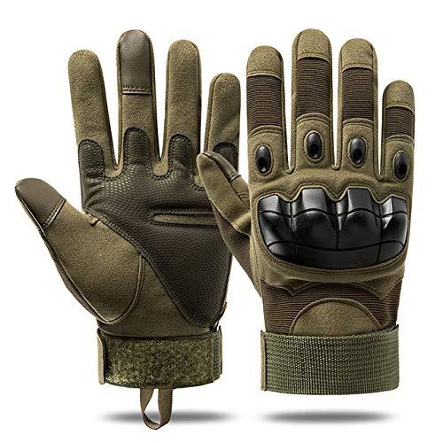 Guantes Montar al Aire Libre Aptitud Senderismo Sin Dedos/Dedos completos Guantes-a12-M