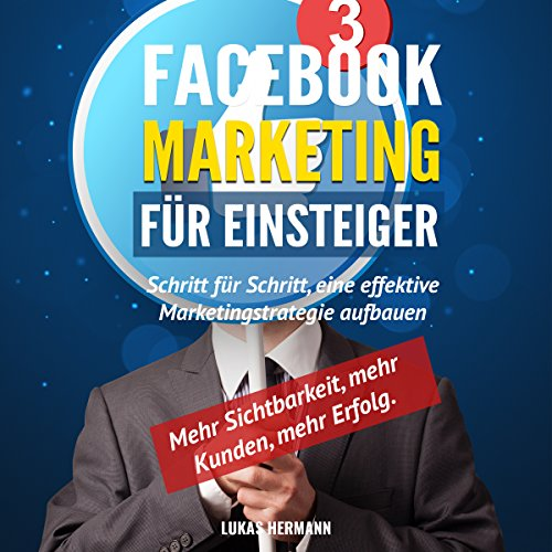 Facebook Marketing für Einsteiger Titelbild