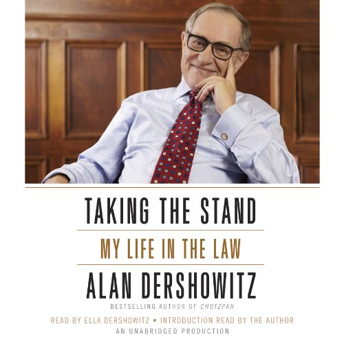Taking the Stand audiobook cover art