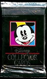 mickey mouse trading cards