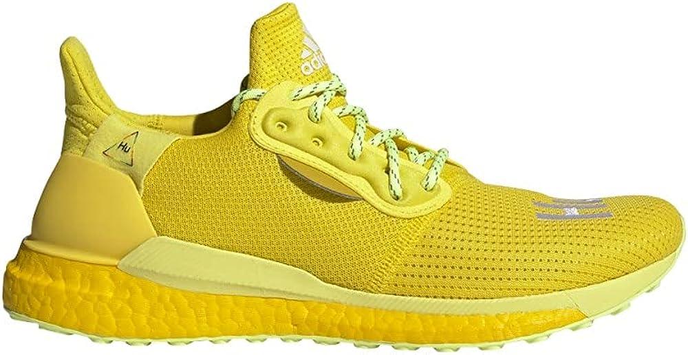 adidas Mujer PW SOLARHU GRYSCALE Zapatos de Running Amarillo