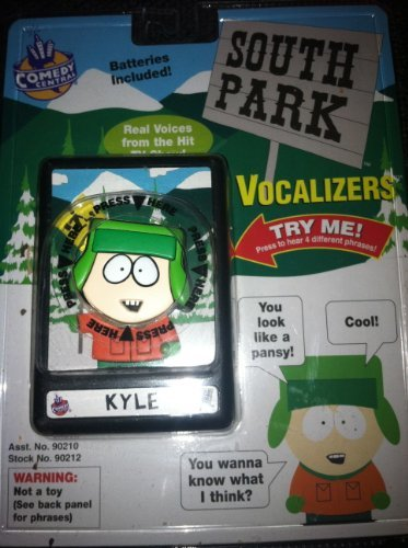 South Park Vocalizers (Kyle) by Comedy Central
