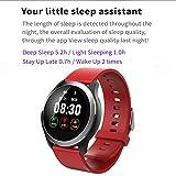 Zoom IMG-2 smartwatch contapassi cardiofrequenzimetro monitoraggio del