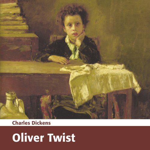 Oliver Twist cover art