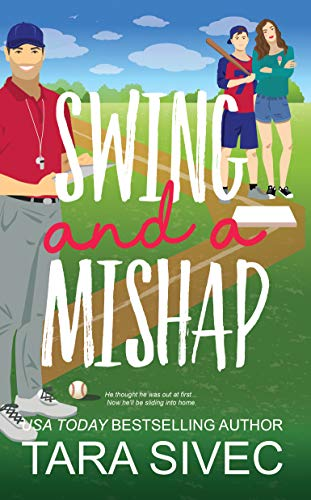 Swing and a Mishap (Summersweet Island Book 2) (English Edition)