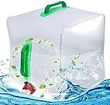 Contenedor de Agua Plegable,Bidón de Agua Plegable Depósito de Agua...