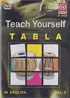 Teach Yourself Tabla Volume 3 by Various