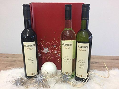 Austria Geschenkbox Kremser Wein