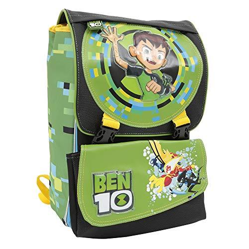 Giochi Preziosi Ben Ten 18 Estensibile Multi C/Gadget zaino