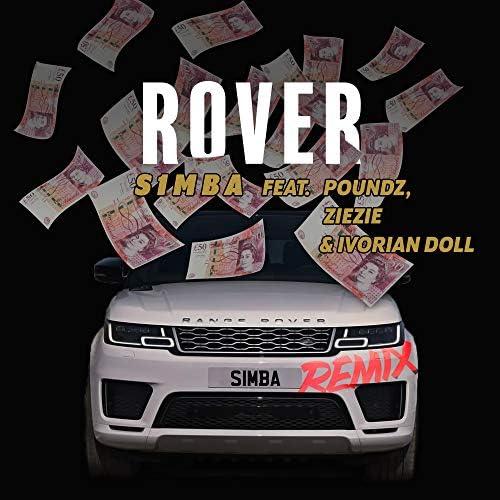 S1mba feat. Poundz, ZIEZIE & Ivorian Doll