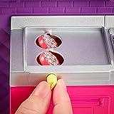 Mattel Barbie CAMIONETA DE Comida - Furgoneta Food Truck