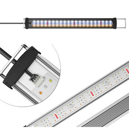 Eheim Rampe Power LED + Fresh Plants Beleuchtung für Aquarien 487mm 14,8W