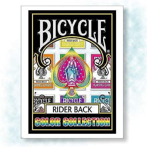 más vendido Bicycle Color Collection (Nueva (Nueva (Nueva Edición)  deportes calientes