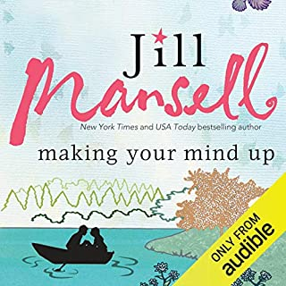 Making Your Mind Up audiobook cover art