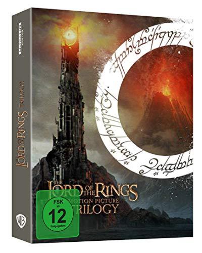 Der Herr der Ringe: Extended Edition Trilogie [Blu-ray]