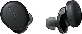 Sony 索尼 完全无线耳机 WF-XB700 : 重低音款 连续播放9小时/搭载麦克风 2020年款 360 Reality Audio认证款 黑色 WF-XB700 BZ