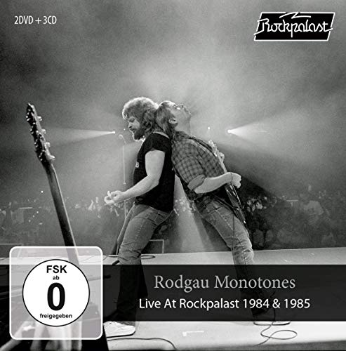 Live at Rockpalast 1984 & 1985 (3cd+2dvd Box)