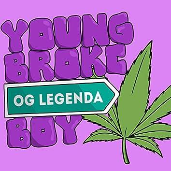Young Broke Boy