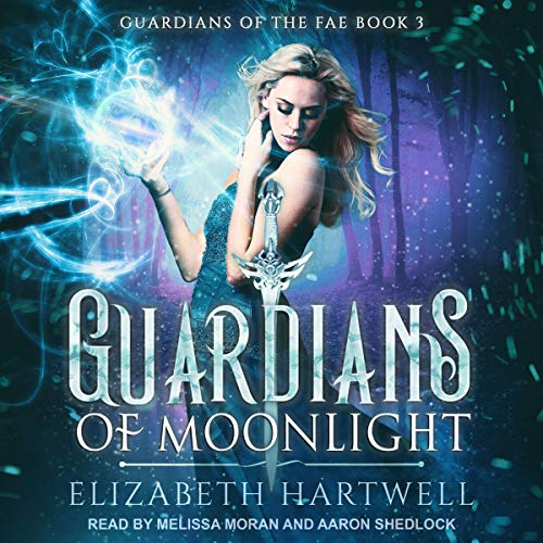Guardians of Moonlight: A Reverse Harem Paranormal Fantasy Romance audiobook cover art