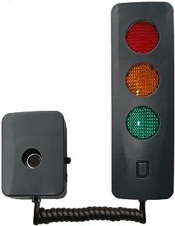 Dolity Home Garage Safe-Light Parking System Assist Distance Stop-Aid Guide Sensor