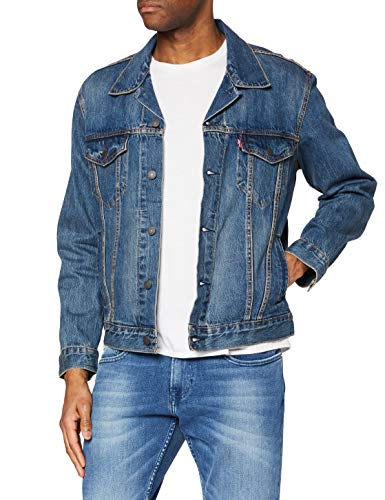 Levi's Herren The Jacket Jeansjacke, Mayze Trucker, XL