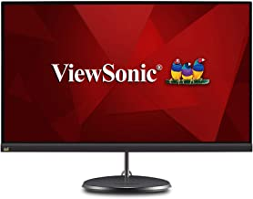 ViewSonic VX2485-MHU 24 Inch 1080p Frameless IPS Monitor with USB 3.2 Type C