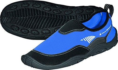 Aqua Sphere Beachwalker RS, Unisex Adult Beachwalker RS, blau / schwarz, 40 EU