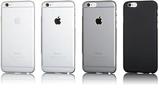 パワーサポート iPhone6用エアージャケットセット(クリア)Air Jacket set for iPhone6 PYC-71