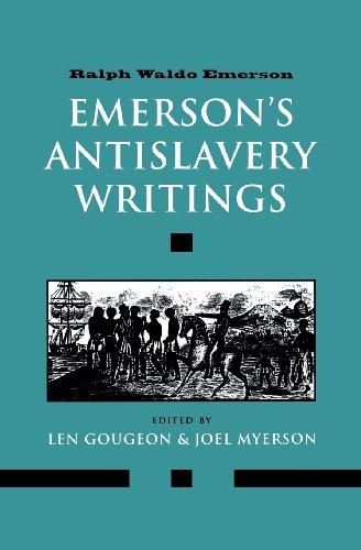 Emerson's Antislavery Writings