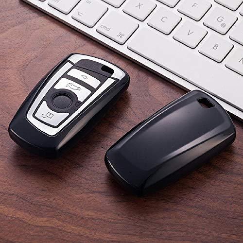 Funda para Llave de Coche FBFG para BMW 520, 525 f30 f10 F18 118i 320i 1 3 5 7 Series X3 X4 M3 M4 M5, Carcasa de protección Suave de TPU para Coche