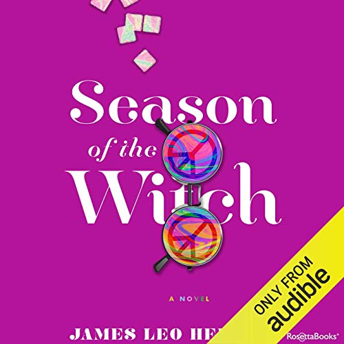 Season of the Witch audiobook cover art