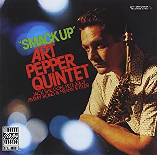 Smack Up by Art Pepper (1999-07-08)