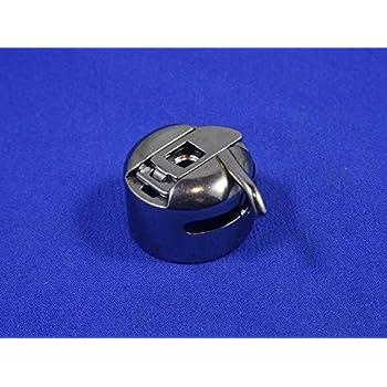 5 Spulen aus Metall f/ür TCM N/ähmaschinen