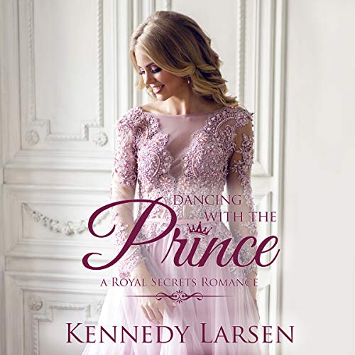 Dancing with the Prince audiobook cover art