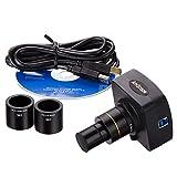 amscope mu1403-ck 14MP USB 3.0Live Video Mikroskop Digital Kamera + Kalibrierung Kit