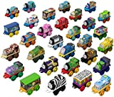 Thomas & Friends MINIS, Toy Trains 30 Pack (Styles May Vary), multicolor