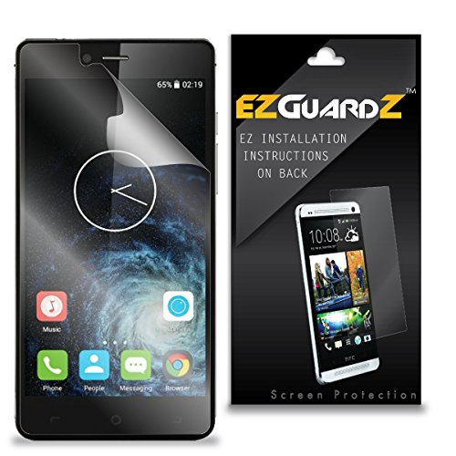 (6-Pack) EZGuardZ Screen Protector for Elephone S2 Plus (Ultra Clear)