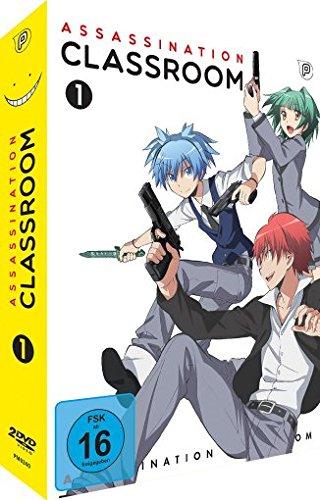 Assassination Classroom - Staffel 1 - Vol. 1 - [DVD] - [Limited Edition]