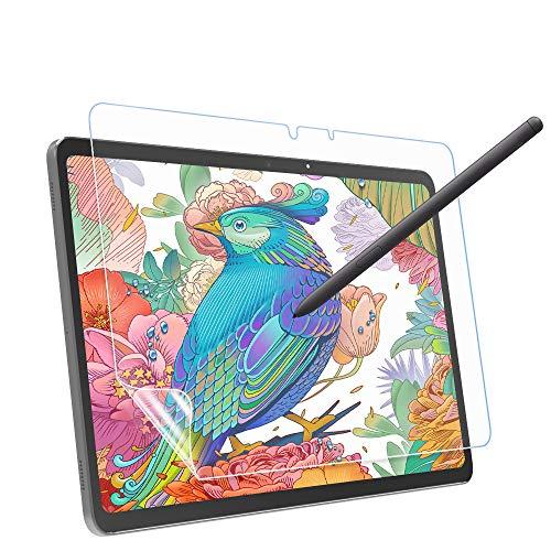 MoKo Schutzfolie Kompatibel mit Samsung Galaxy Tab S7 11 Inch 2020, Matt Bildschirmschutzfolie Blasenfrei Folie Kompatibel mit Samsung Galaxy Tab S7 11