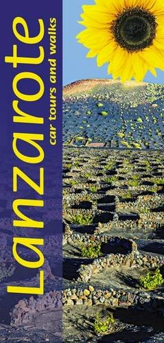 Lanzarote: Car Tours and Walks (Landscapes) [Idioma Inglés]: 2 car tours, 31 long and short walks (Sunflower Walking & Touring Guide)