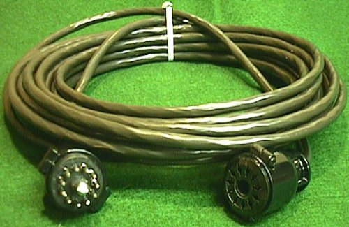 Big Save! Hammond 11 Pin Leslie Speaker Cable