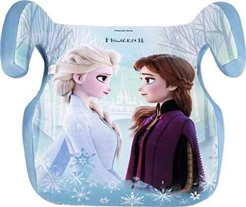 Disney Frozen Alzabimbo Frozen 2 Gruppo 3 (da 22 A 36 Kg) Seggiolino Auto Bambine Booster, Azzurro