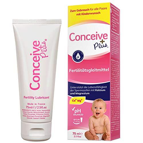 Conceive Plus Fruchtbarkeitsgleitmittel, gleitmittel kinderwunsch Tube 1x75ml